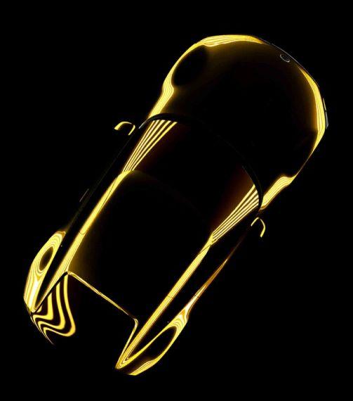起亚跑车概念车将亮相北美 或命名GT4 Stinger