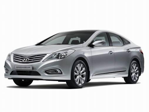 第四名 Hyundai Grandeur