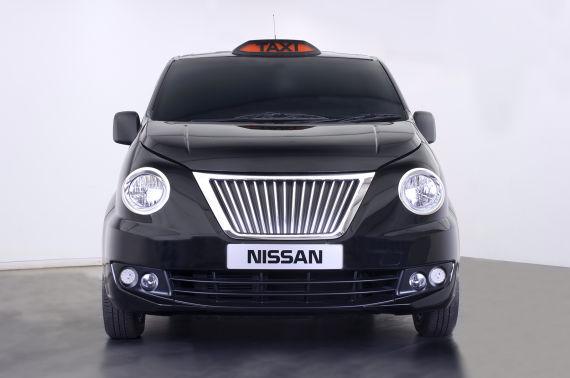 Nissan NV200 London Taxi 02