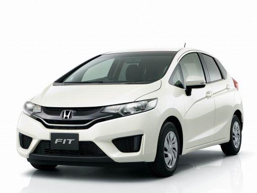 第三名 Honda Fit