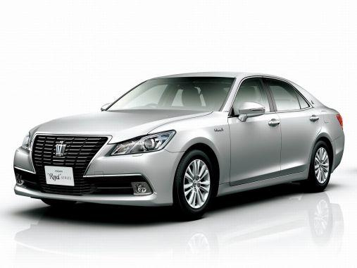 第八名 Toyota Crown