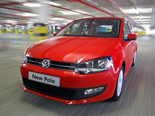 第三名 VW Polo