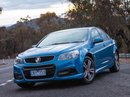 第五名 Holden Commodore