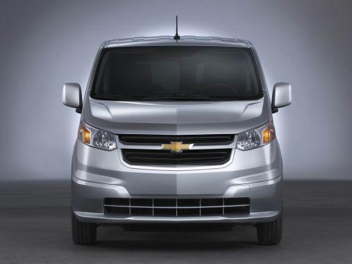 Chevrolet City Express 2014 03