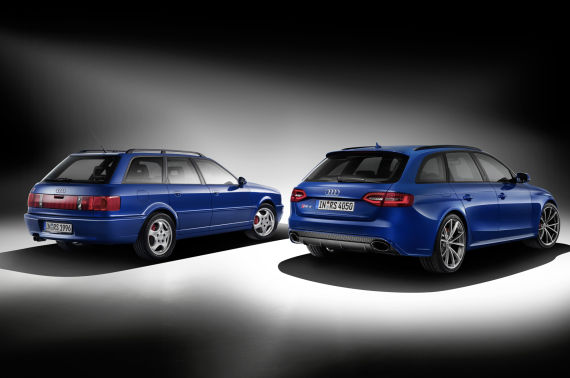 奥迪RS4 Avant Nogaro Selection限量纪念版 7