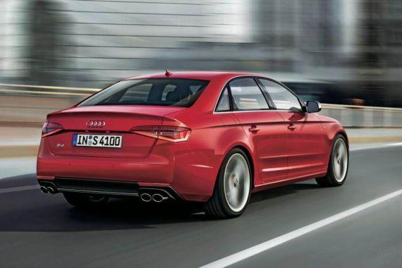 新一代奥迪A4将于明年上市