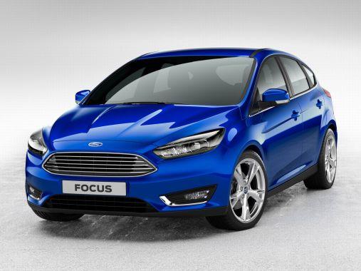 Ford Focus Facelift 01