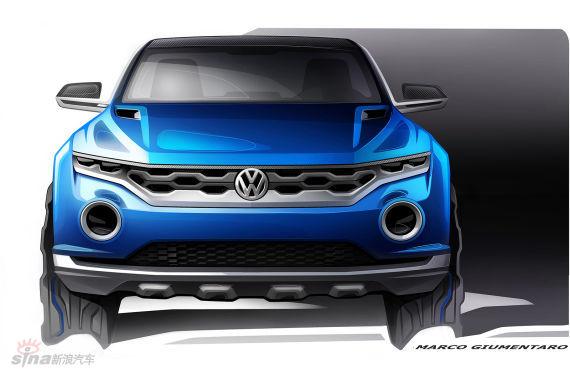 Volkswagen T-Roc Concept 01