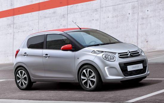2014雪铁龙(Citroën)C1