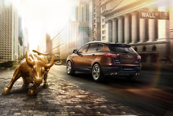 纳智捷新大7 SUV将于北京车展上市
