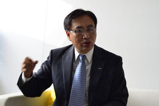 奇瑞汽车股份有限公司副总经理,汽车工程研发总院院长陈安宁