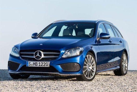 新浪汽车讯 奔驰官方发布全新c级旅行车,新车相比老款更大,更豪华