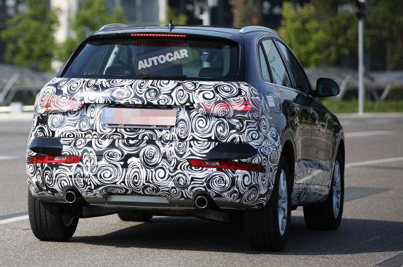 Audi Q3 Facelift 05