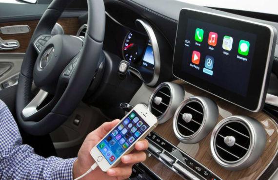 CarPlay并不是车载信息娱乐系统,它只是iPhone的一项功能