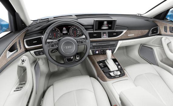 Audi A6 Facelift 06