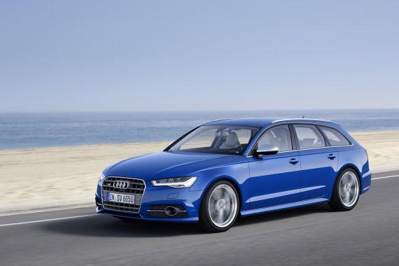 Audi S6 Avant Facelift 01