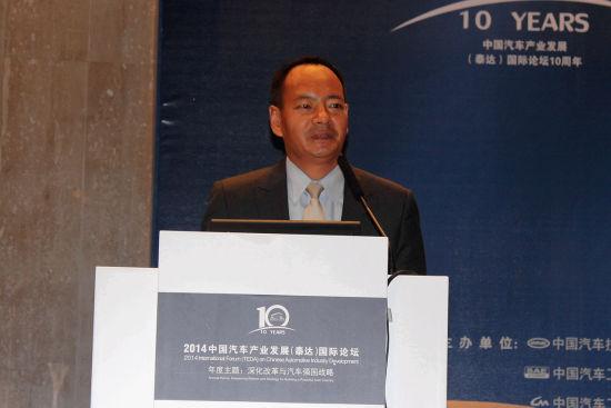 傅毅:充电桩建设缺乏监管 不是做产业是做实验图片
