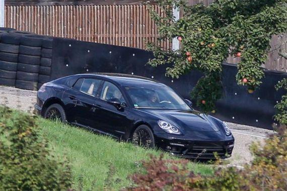 Porsche Panamera Spy 05