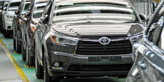 丰田计划在未来车型中应用铝材料