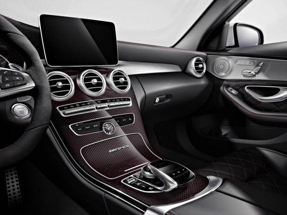 奔驰AMG C63 S Edition 1
