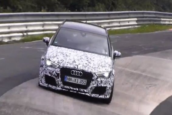 2015 Audi RS3 spied-1