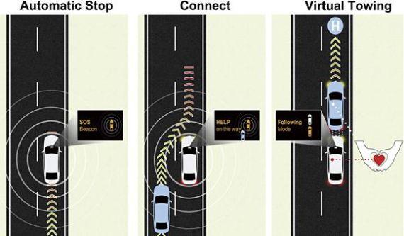 Honda Sensing driver-assistive system 06
