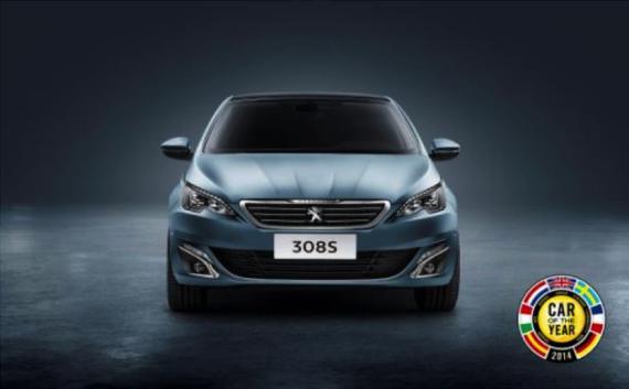 标致308S搭配1.2T发动机 2015年初上市