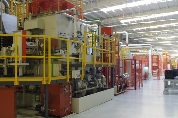 热处理设备均为国产