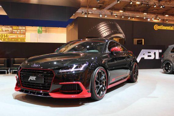 Audi TT by ABT at 2014 Essen Motor Show -01