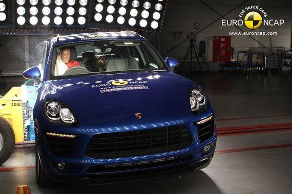 Porsche Macan EuroNCAP 05