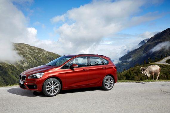 创新BMW 2系Active Tourer