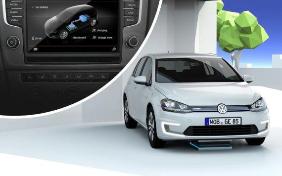 Volkswagen Connected Golf Concept 04