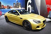 新款宝马6系/M6北美车展首发