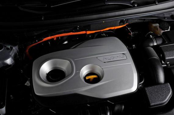 Hyundai Sonata Plug-in Hybrid Electric Vehicle 11