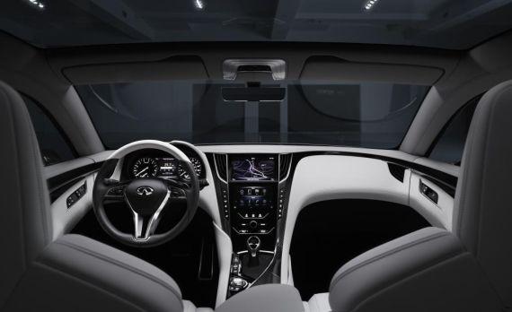 英菲尼迪Q60将于明年上市 配奔驰发动机