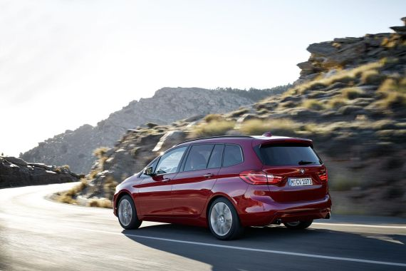 BMW 2 Series Gran Tourer 02