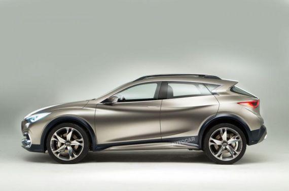 Infiniti QX30 Concept 08