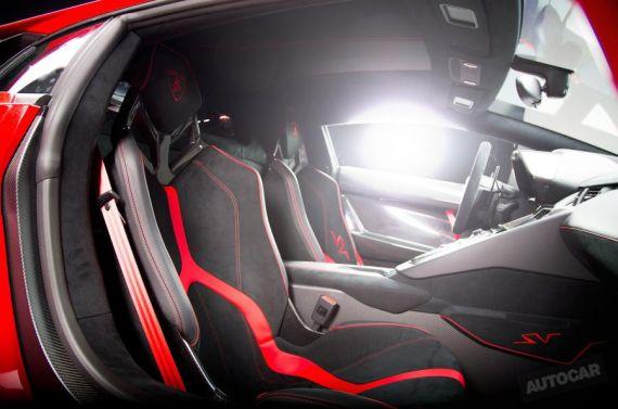 Lamborghini Aventador Super Veloce 07
