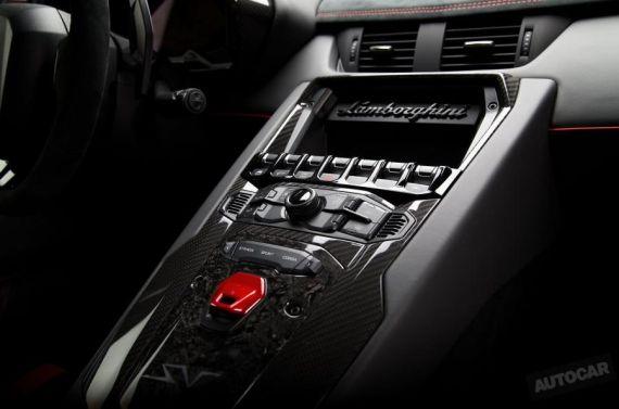Lamborghini Aventador Super Veloce 11