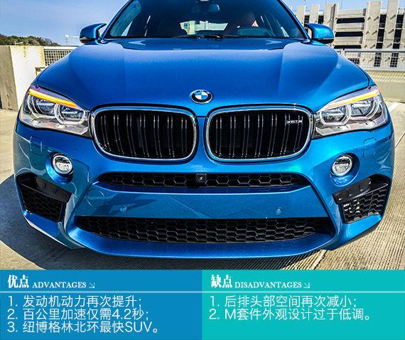 新一代BMW X6M