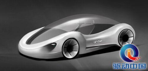 国设计论坛惊现乐视超级汽车概念图高清图片