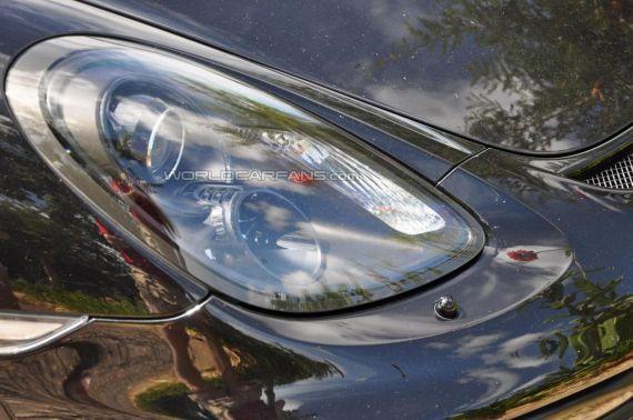 Porsche Boxster Spyder spy 05