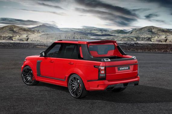 Range Rover pick-up 02
