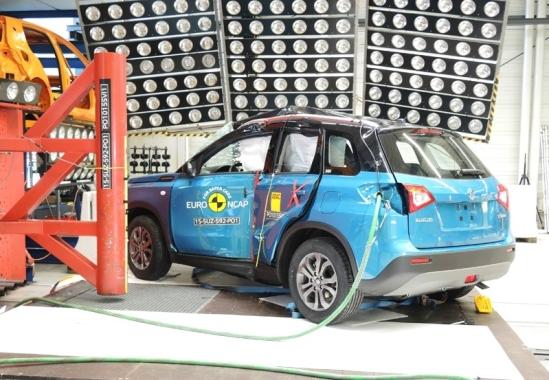 Suzuki Vitara EuroNCAP 06