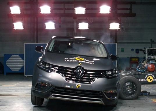 Renault Espace EuroNCAP 03