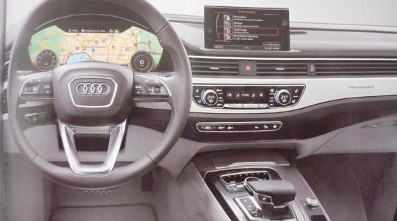 Audi A4 rendering 03
