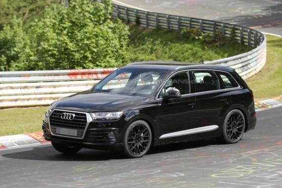 Audi SQ7 spy 02