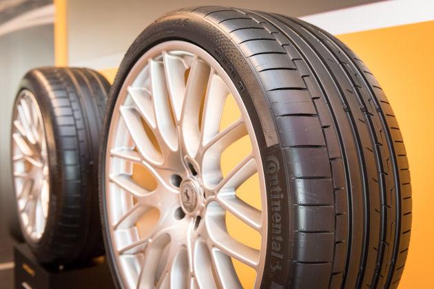 新战靴 马牌SportContact 6轮胎体验