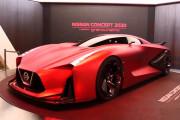 视频:游戏走进现实!全新日产GT概念车