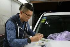 视频:[萝卜实验室]之试用玻璃修复工具